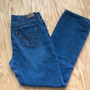 Levi's Vintage 505 Straight Leg Jeans, 29